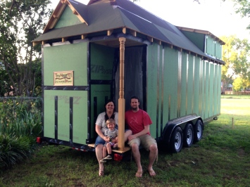 The TinyHouse43 Has Arrived