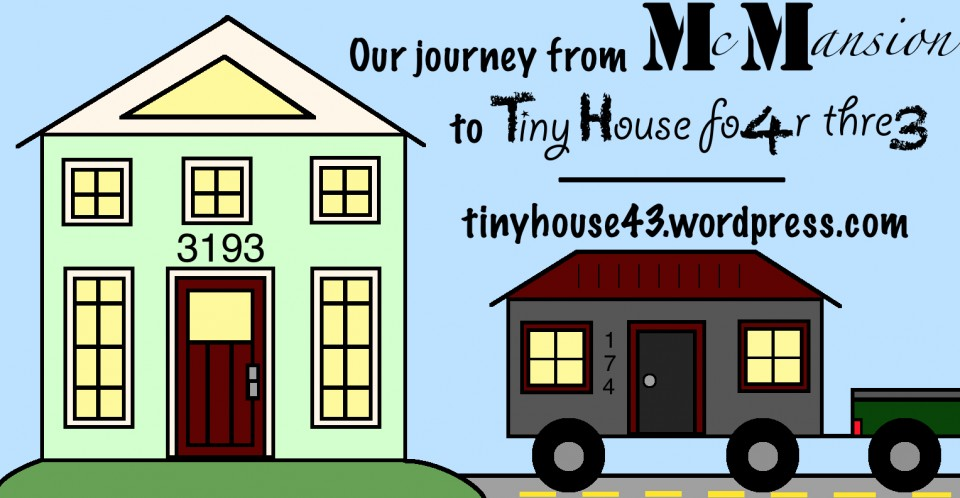 TinyHouse43's Building Blog